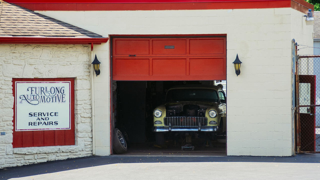 Garage Roller Door Getting Stuck